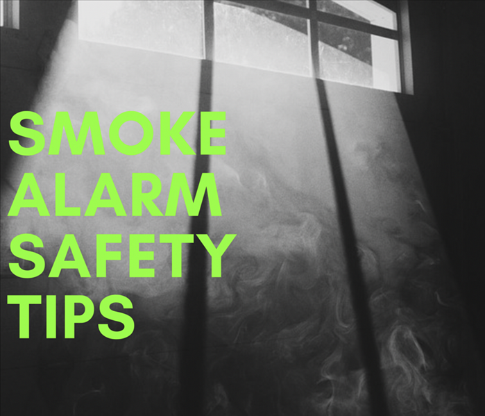 Fire Damage Smoke Alarm Safety Tips