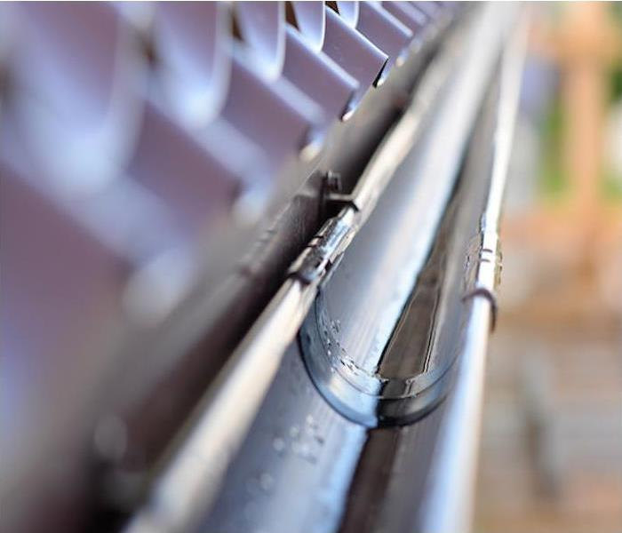 Water Damage Common Issues with Gutters