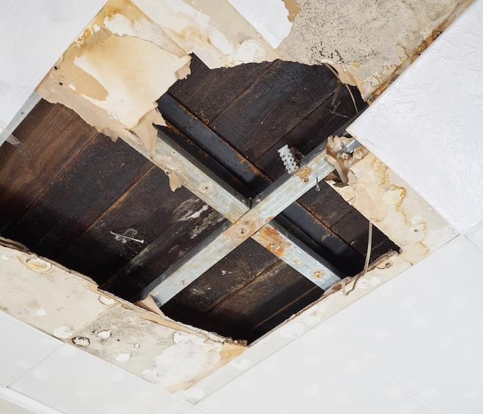 Leaky Roof Water Damage: SERVPRO Of West Brevard News And Updates