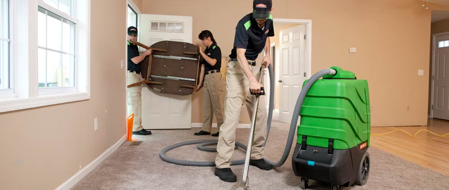 Viera, FL residential restoration cleaning